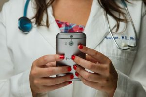 Telefonanlage Arztpraxis